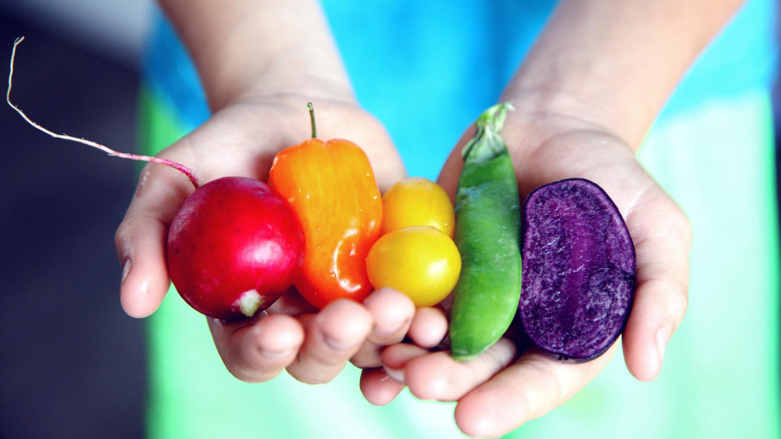 Eat a Rainbow Everyday